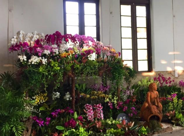 蘭藝展覽佈置 1